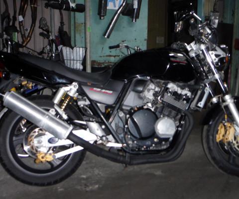 CB400 SFV