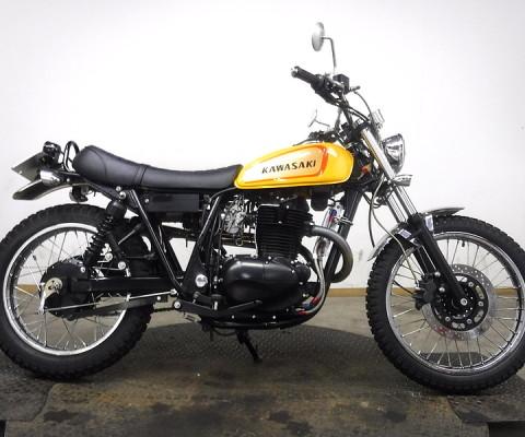250TR 1970年 BISONスタイル