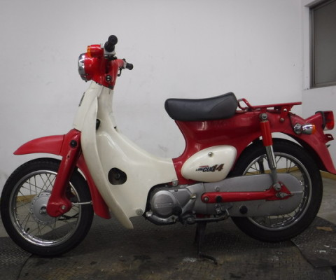 LITTLE CUB50 (L.CUB 97 RED)