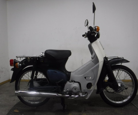 SUPER CUB50 (C50 STD 12V PAINT)