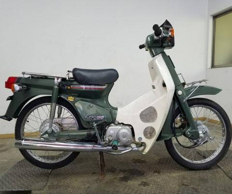 SUPER CUB50(C50 CTM 6V)