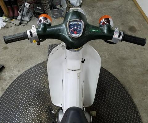 SUPER CUB C50 DX 93 G
