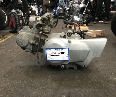 CHALLY50 6V エンジン