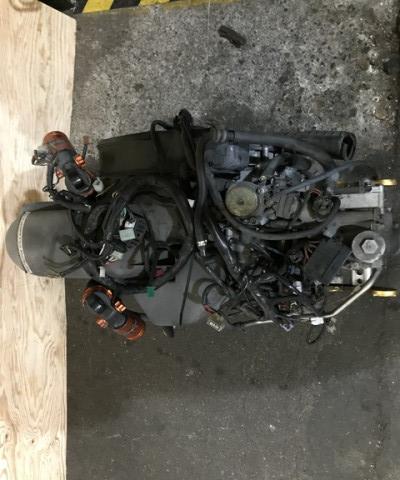 MAJESTY125 FI エンジン