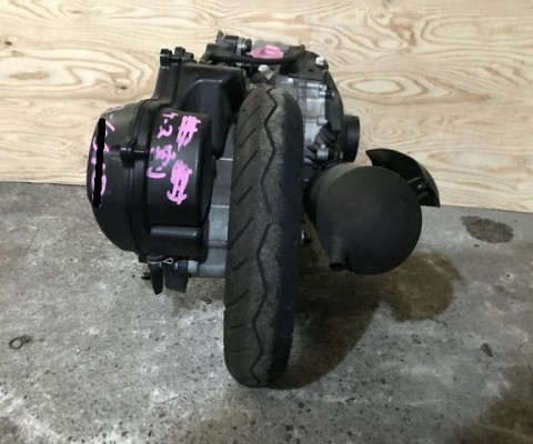 LETS-6 エンジン