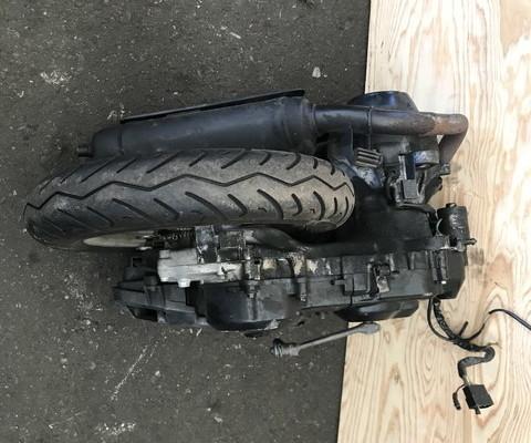 TACT-2 エンジン