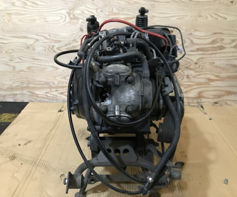 CYGNUS125X Fi エンジン