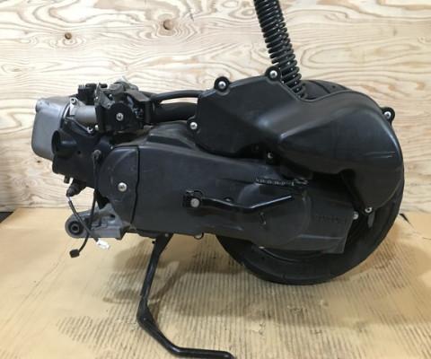 LET'S-6 エンジン