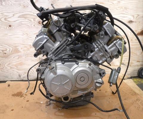 VTR250 エンジン