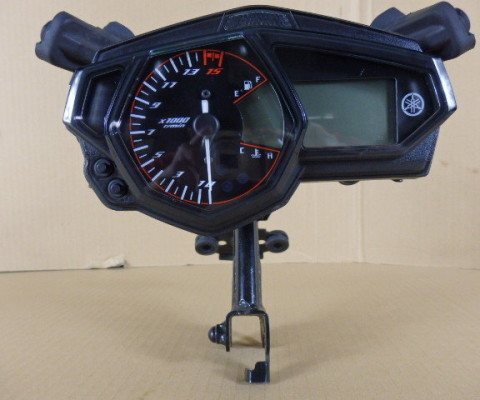 YZF-R25 RG10J Genuine Speed-o-meter & bracket set
