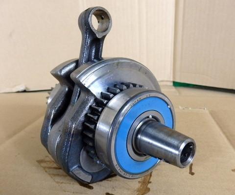 XLR250R Crank Assy
