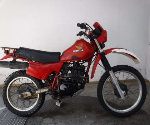 XL250R
