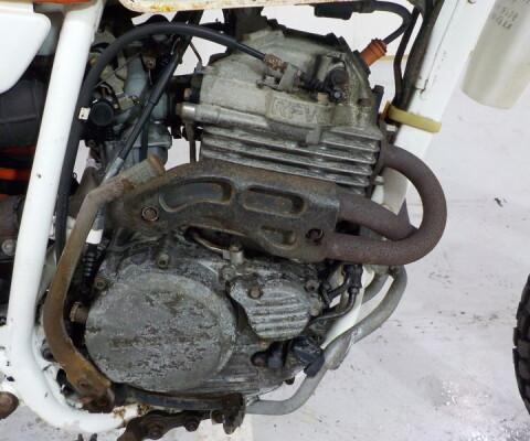 XLR 250 BAJA