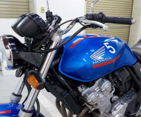 CB 400SFV-4