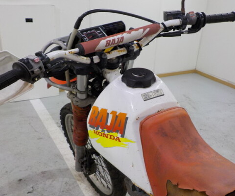XLR 250BAJA