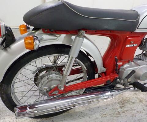 BENLY 50S