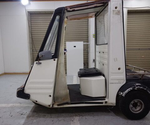 CABIN SCOOTER 50