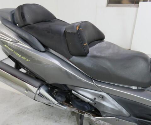 SILVER WING 600 GT