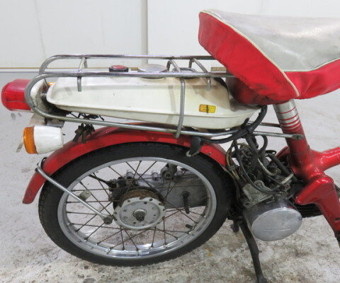 ROAD PAL S 50