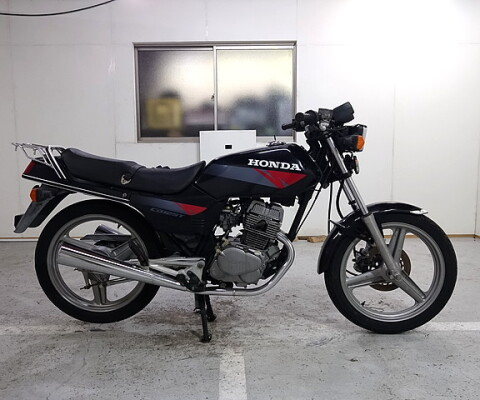 CB125T