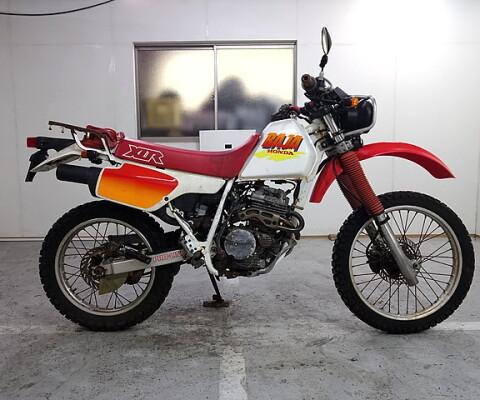 XLR250BAJA