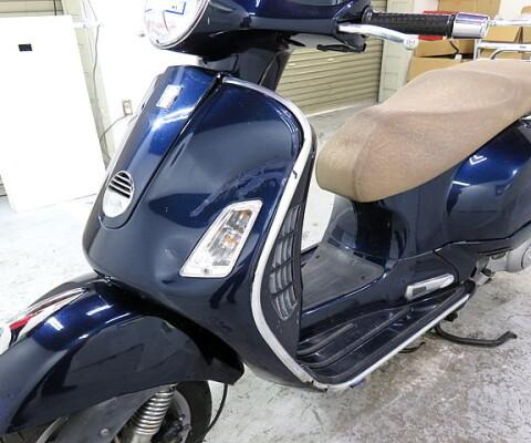 VESPA GTS250 IE