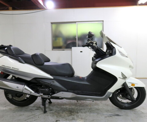 SILVER WING600 ABS