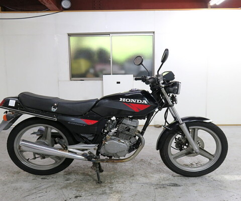 CB125 T
